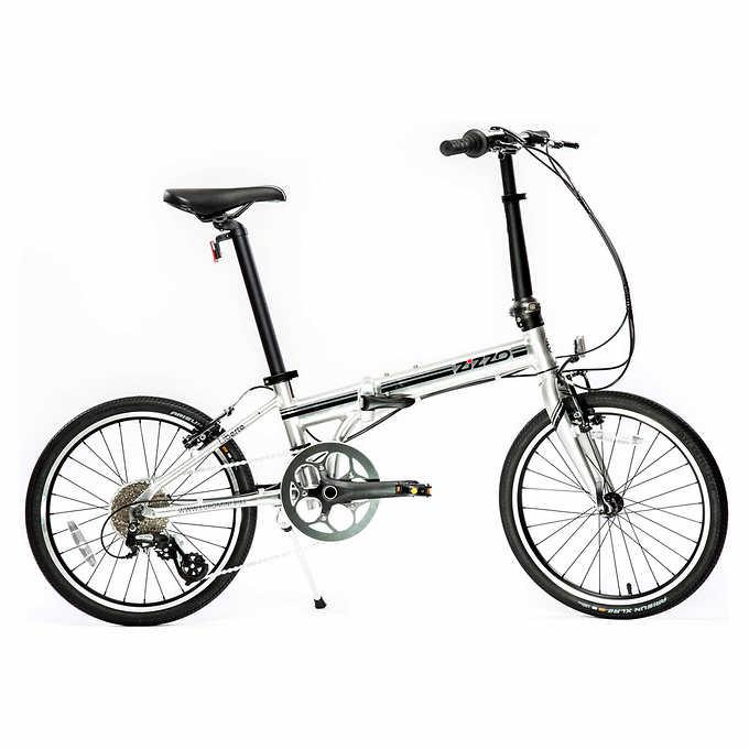 Zizzo Liberte Folding Bike Review