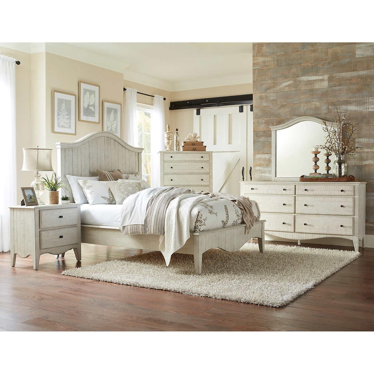 Altrette 6 Piece King Bedroom Set
