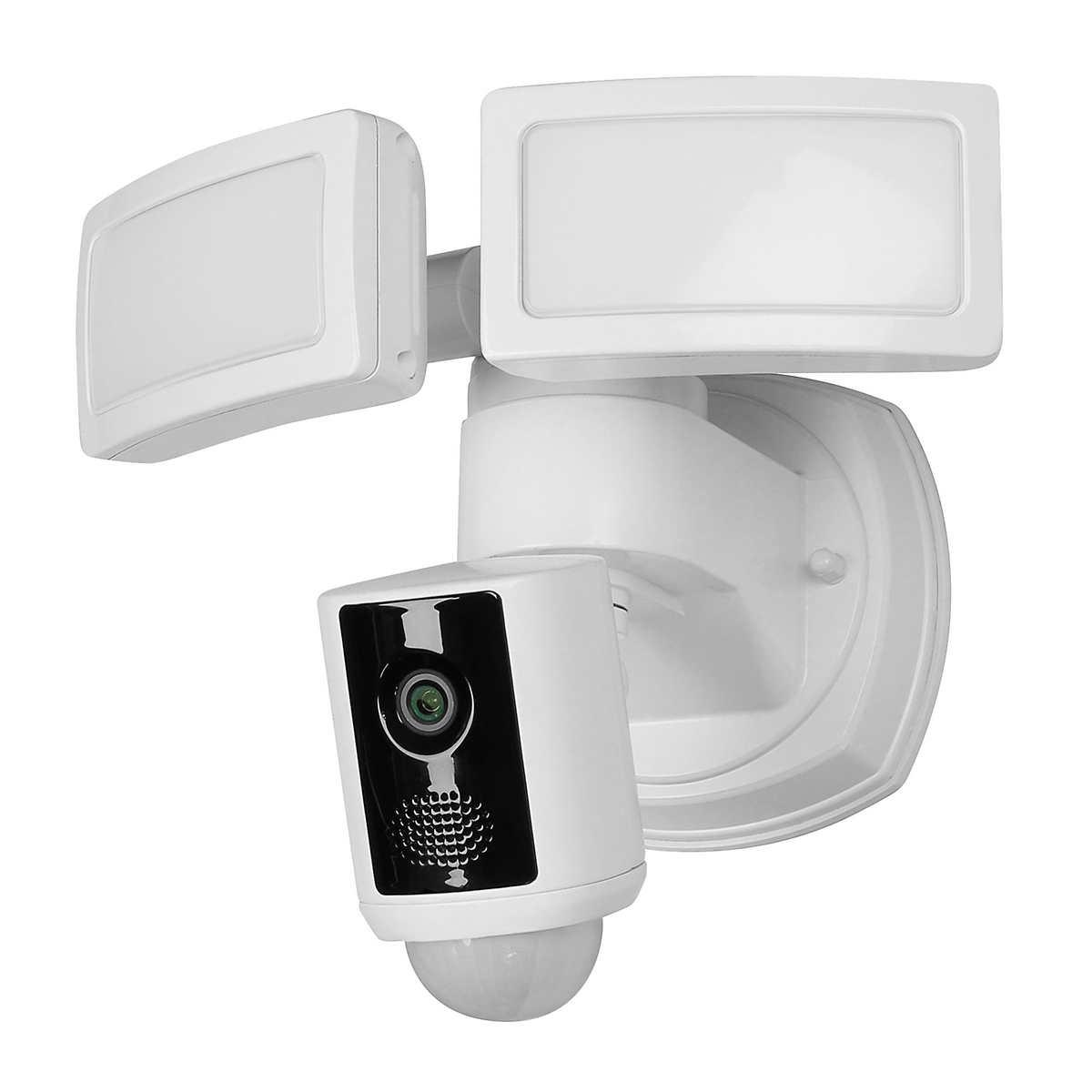 Motion Sensor Detector w// Light /& Voice Alarm for Backyard Guard /& Home Security