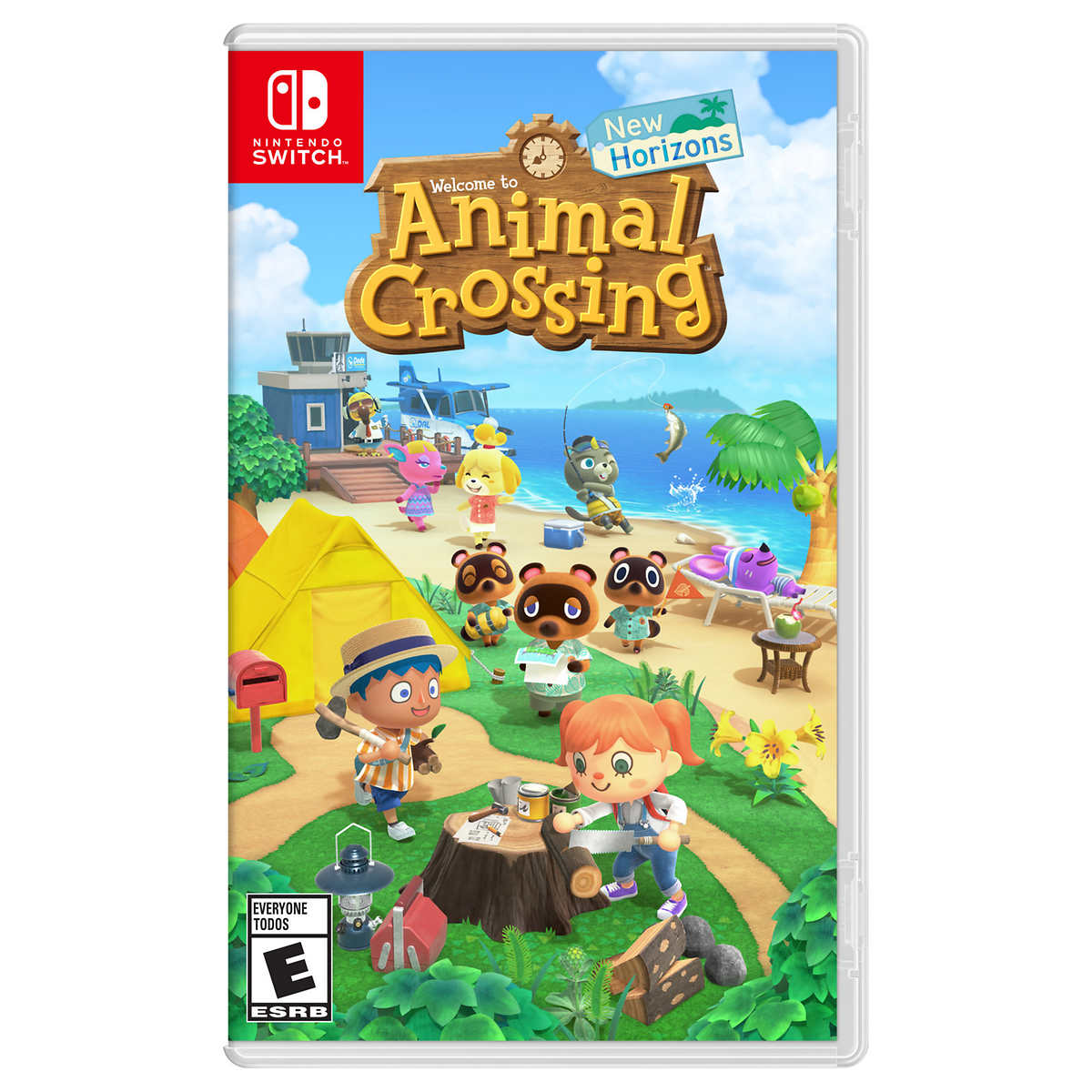Animal Crossing New Horizons Nintendo Switch Video Game Find nintendo switch in canada | visit kijiji classifieds to buy, sell, or trade almost anything! animal crossing new horizons nintendo switch video game