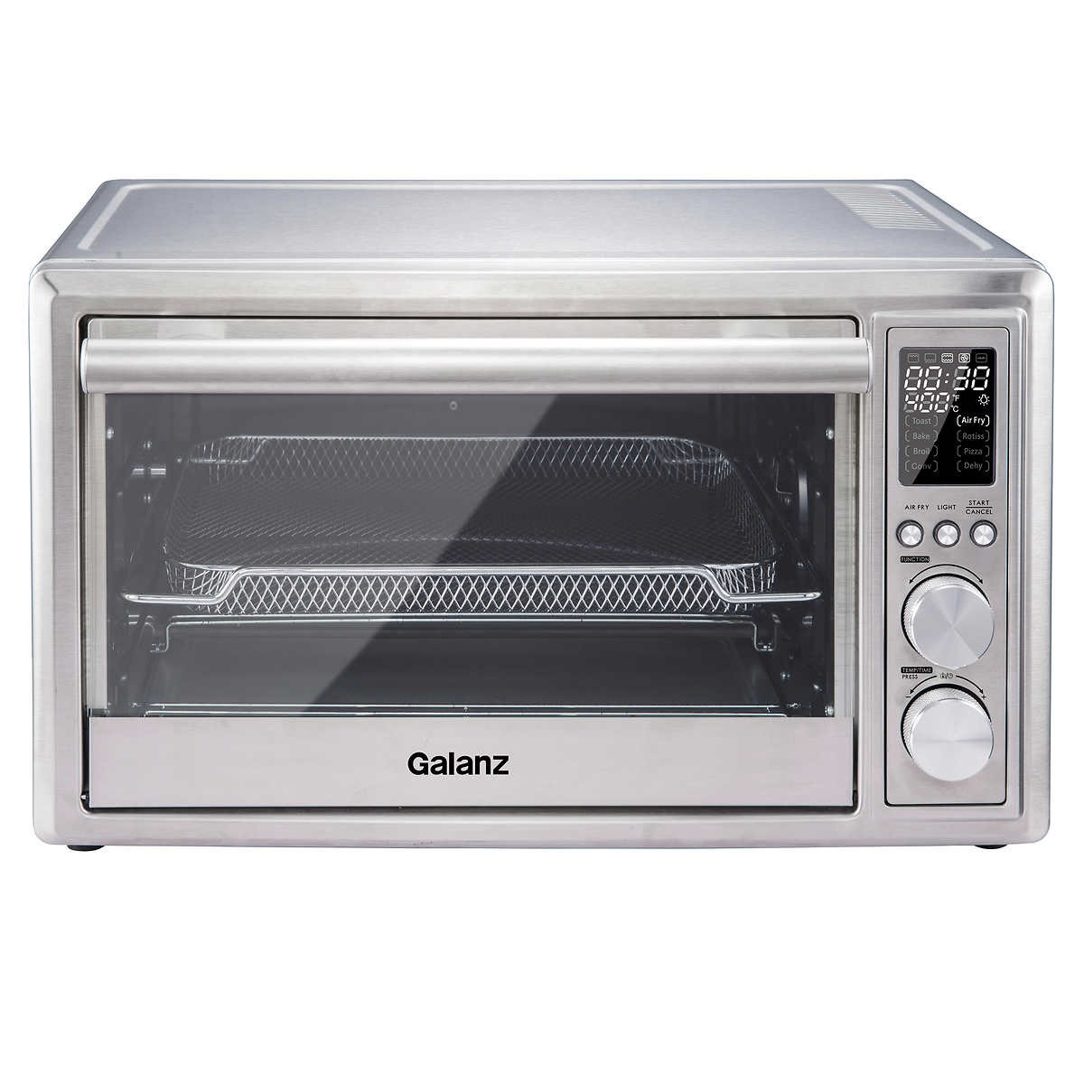 Galanz 6 Slice Toaster Oven With Air Fry