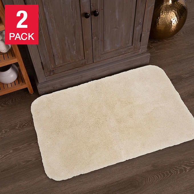Charisma Bath Mat 2 Pack