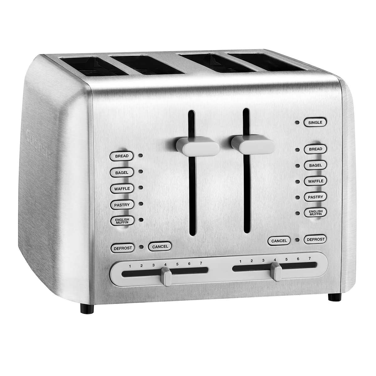 Cuisinart 4 Slice Custom Select Toaster