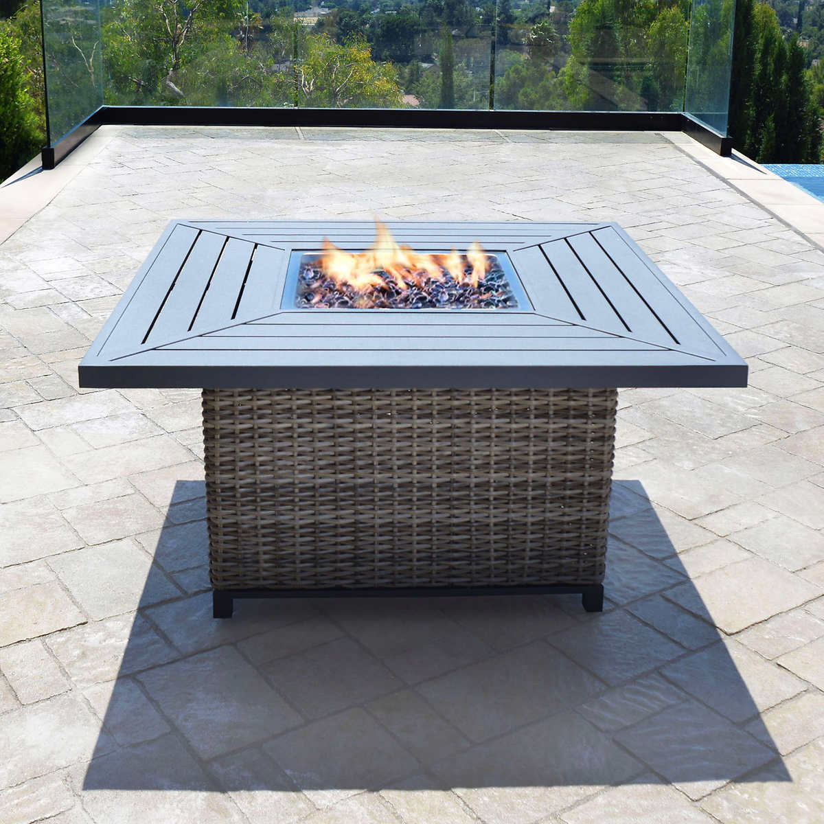 Corbin Fire Table
