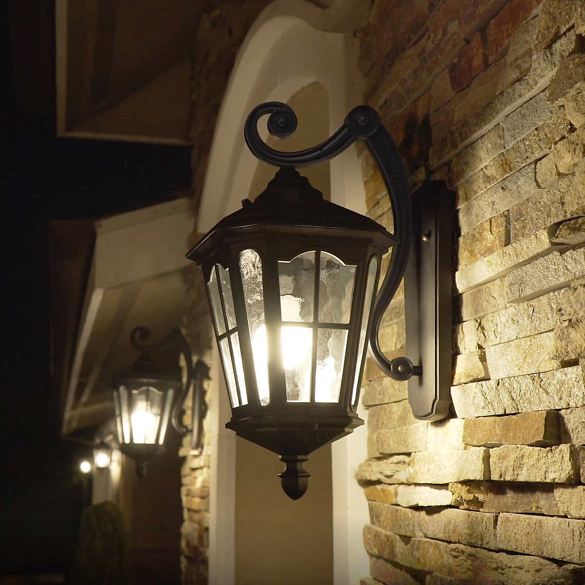Koda Outdoor Wall Lantern