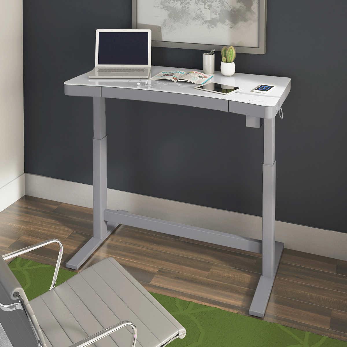 """Tresanti 30"""" Adjustable Height Desk"""