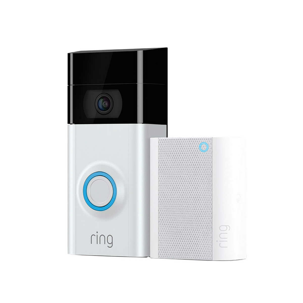 Ring Video Doorbell 2 With Chime