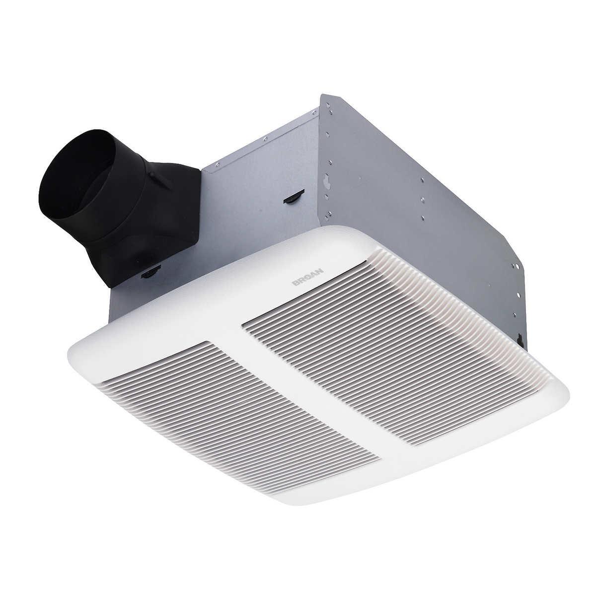Broan Bath Fan Kit With Built In Bluetooth Speaker