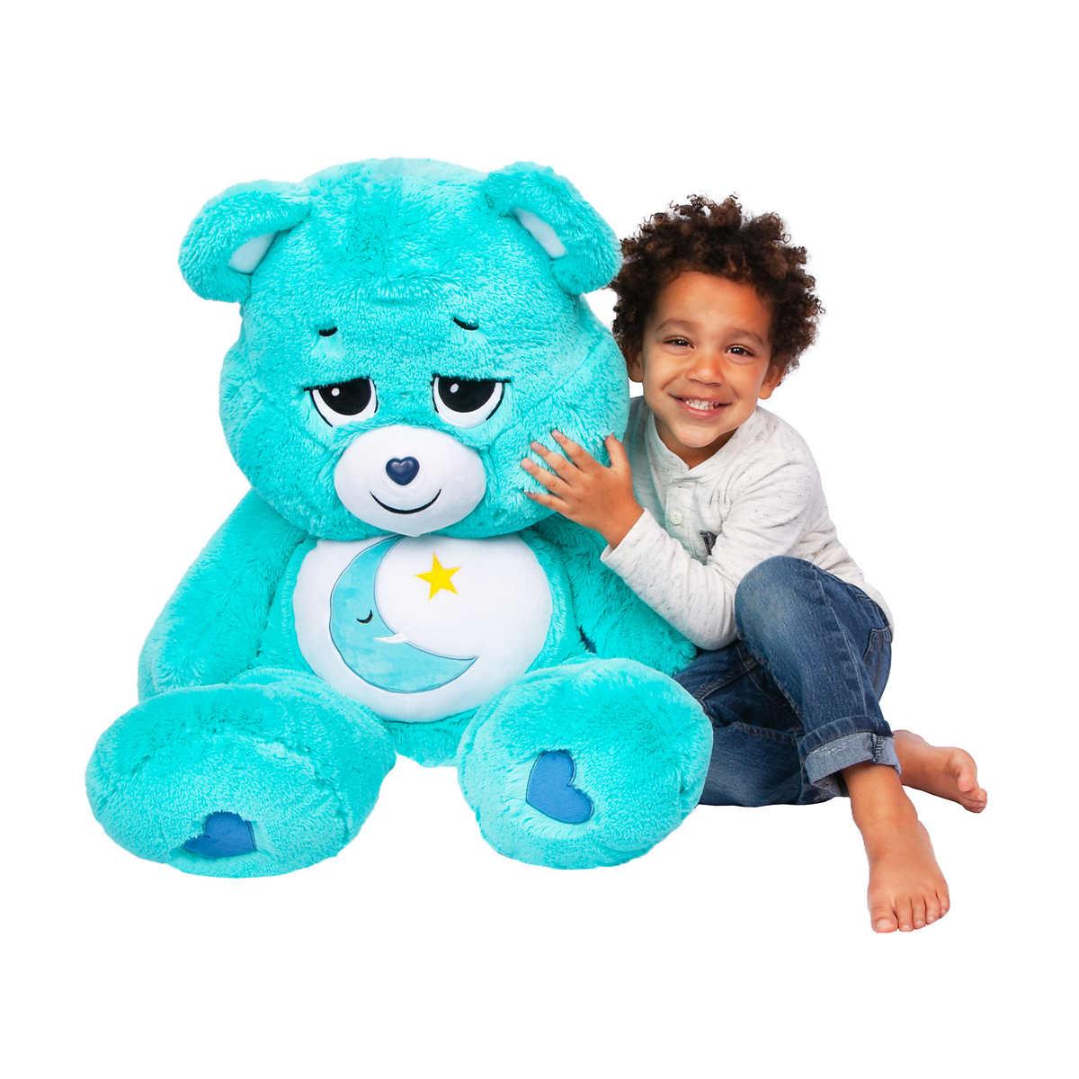 Message Recorder Stuffed Animals, Care Bear 36 Plush Bedtime Bear