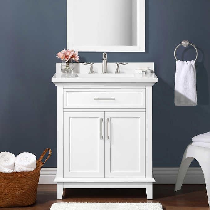 Ove Decors Dylan 30 Bath Vanity Costco, Ove Bathroom Vanities Costco