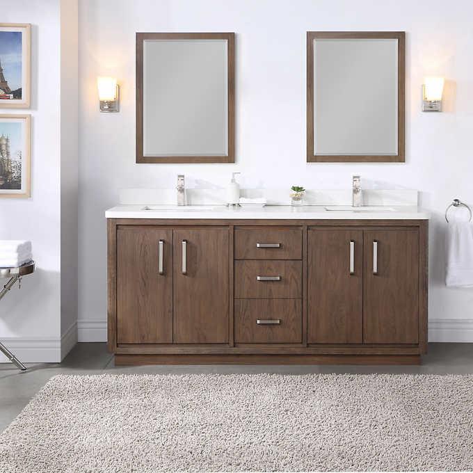 Northridge Home Bentley Bay 72 Bath Vanity