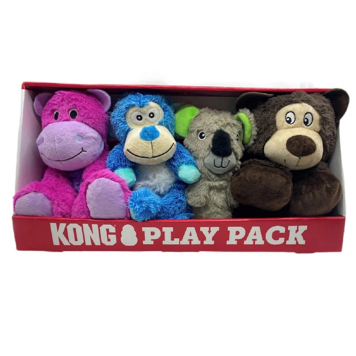 Kong Pet Toy Variety 4 Pack