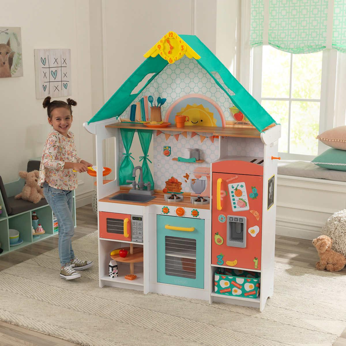 Kidkraft Morning Sunshine Play Kitchen Costco
