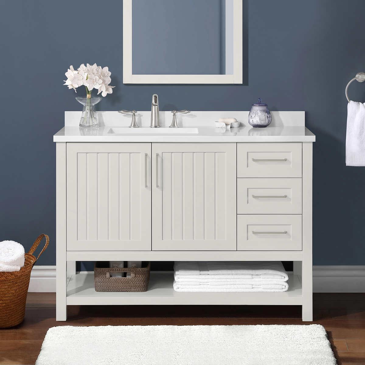 Westchester 48 Bath Vanity By Martha Stewart Costco