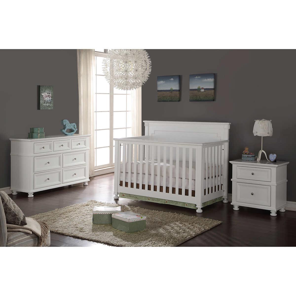 Caramia Kids Windsor 12-piece Nursery Furniture Set