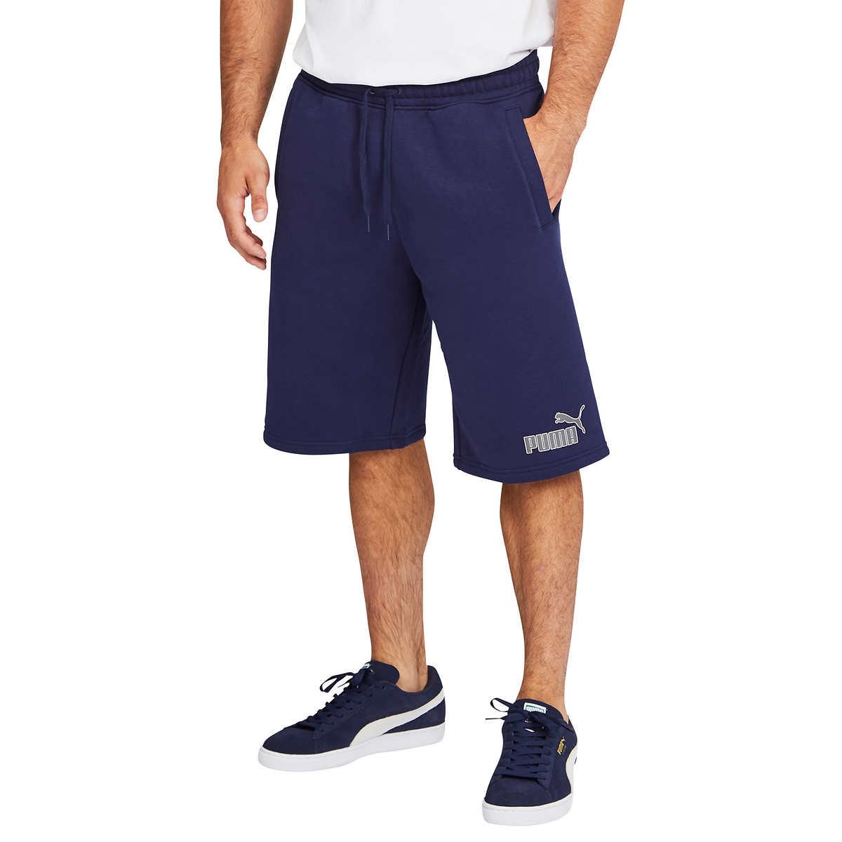 PUMA Men's Fleece Short | Costco