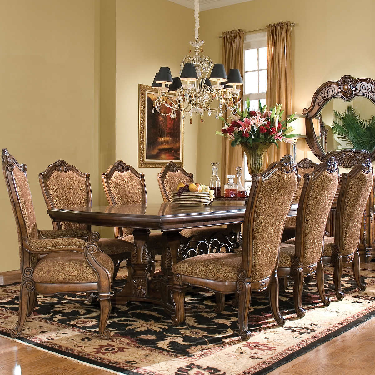 decorative stools for living room.htm ellington 9 piece dining set  ellington 9 piece dining set