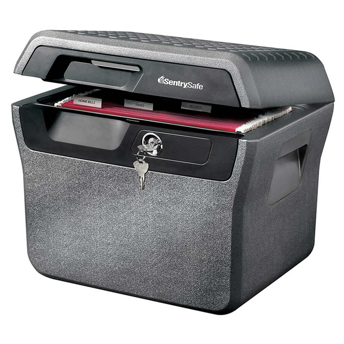 sentrysafe 65 cuft fire safe waterproof file boxes stack office file