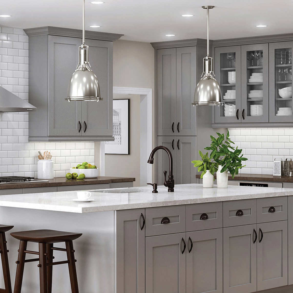 Semi Custom Kitchen And Bath Cabinets By All Wood Cabinetry Ships In 7 10 Days