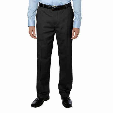 Kirkland Signature Men's Non Iron Pant