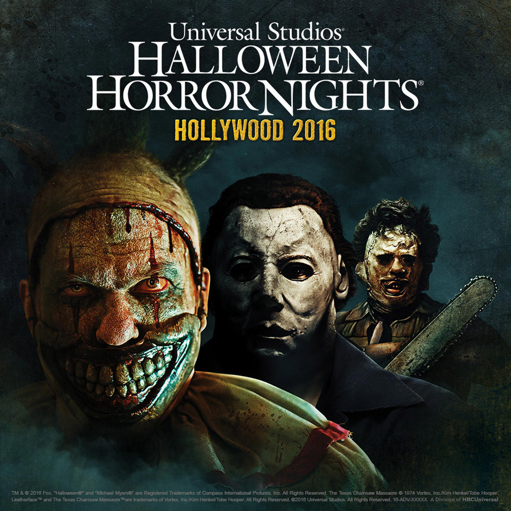 Halloween Horror Night Coupons halloween horror nights 25th anniversary at universal studios orlando Click To Zoom