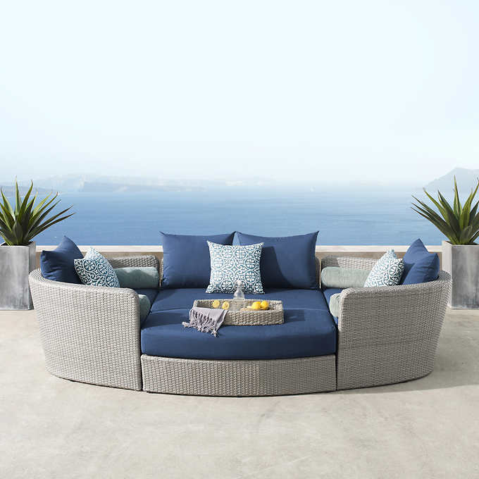 Venice 4 Piece Modular Seating Set