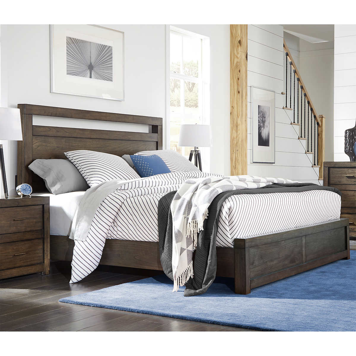 costco king bed