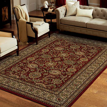 Classic Antiquity Olefin Machine Made Rug Collection