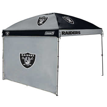 Coleman Nfl Dome Canopy With Wall Tents Shelters Costco
