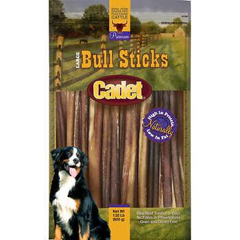 cadet premium large bull sticks for dogs lb bag. Black Bedroom Furniture Sets. Home Design Ideas