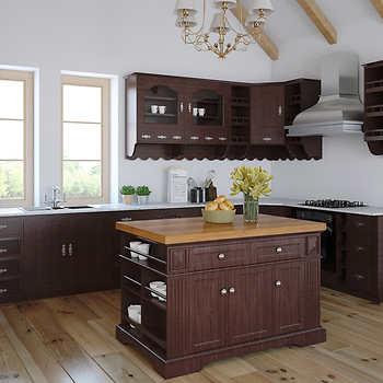 Greenwich 56 Kitchen Island