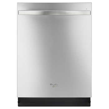 Whirlpool Dishwasher With 1 Hour Wash Cycle In Stainless