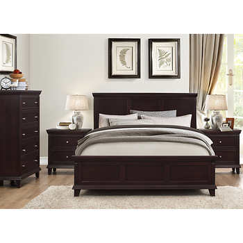 Sydney 4 Piece Queen Bedroom Set