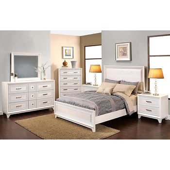 Florence 6 Piece King Bedroom Set