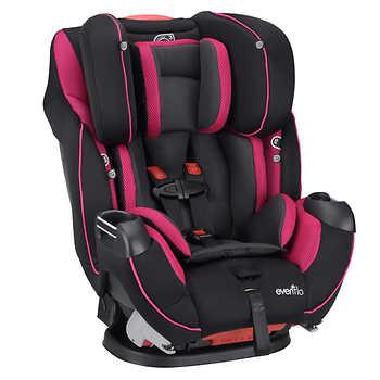 evenflo symphony elite car seat raspberry sorbet. Black Bedroom Furniture Sets. Home Design Ideas