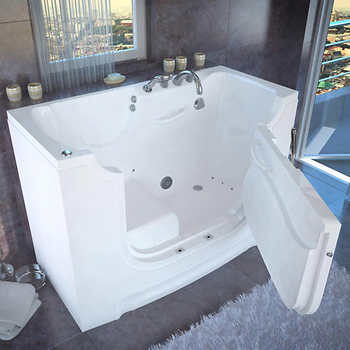 access tubs wheelchair accessible slide in tub with air bubble massage. Black Bedroom Furniture Sets. Home Design Ideas