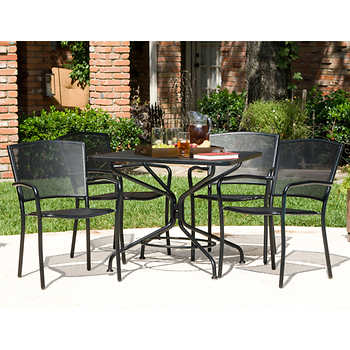 South Bay 5 Piece Patio Dining Collection