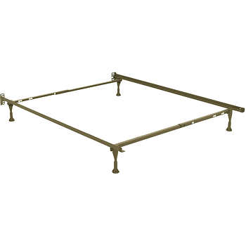 Twin Full Metal Bed Frame