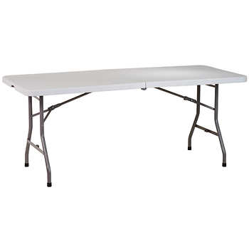 how to open a foldable tresle table from bunnings