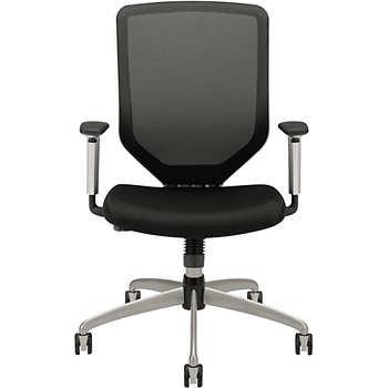 HON Boda Series Mesh Padded Mesh High Back Work Chair