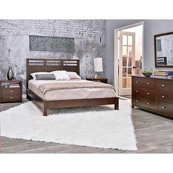 parkrose 5 piece queen bedroom set