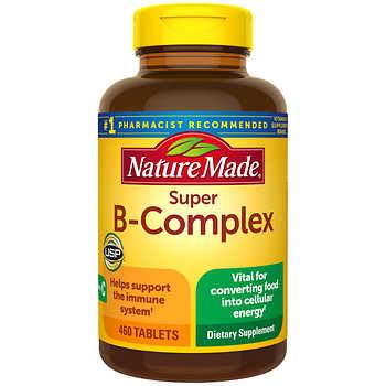 Nature Made Super B Complex Costco
