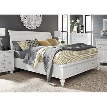 Ashfield Queen Storage Bed