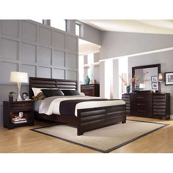 Ashbury 6 Piece King Bedroom Set