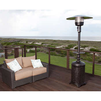 sedona cast aluminum 41 000 btu patio heater