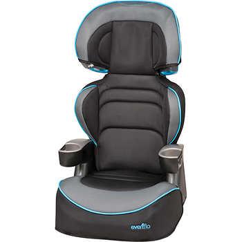 evenflo big kid lx booster car seat maui. Black Bedroom Furniture Sets. Home Design Ideas