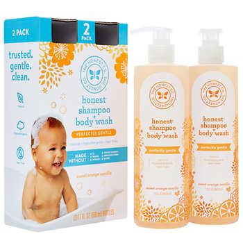 The Honest Company Shampoo And Body Wash