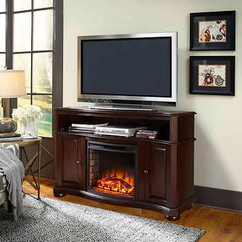 Pleasant Hearth Merrill Media Electric Fireplace