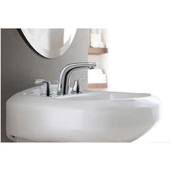 Hansgrohe Solaris Widespread Lavatory Faucet