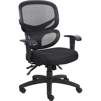 Boss Multi Function Mesh Task Chair